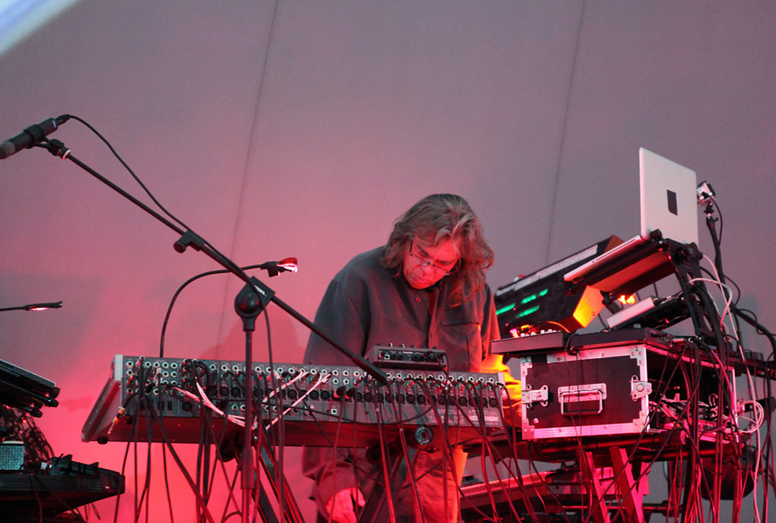 Steve Roach channels optimism and inner strength on new album, Tomorrow