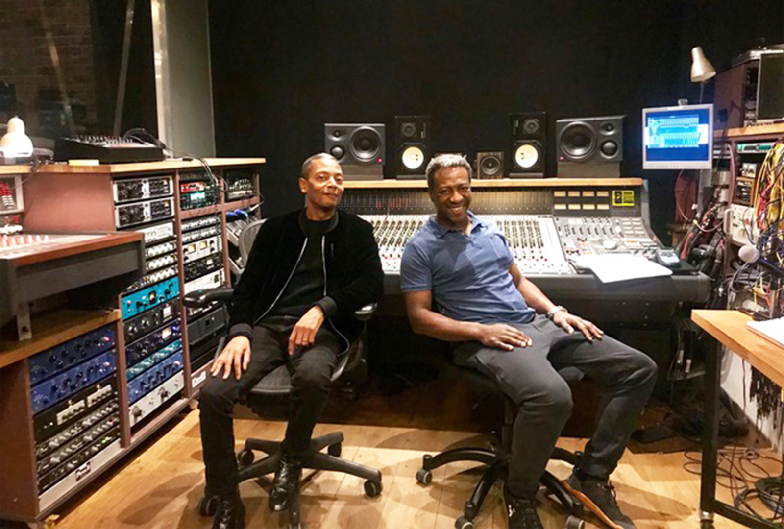 Jeff Mills and Jean-Phi Dary form new electronic jazz project, The Paradox