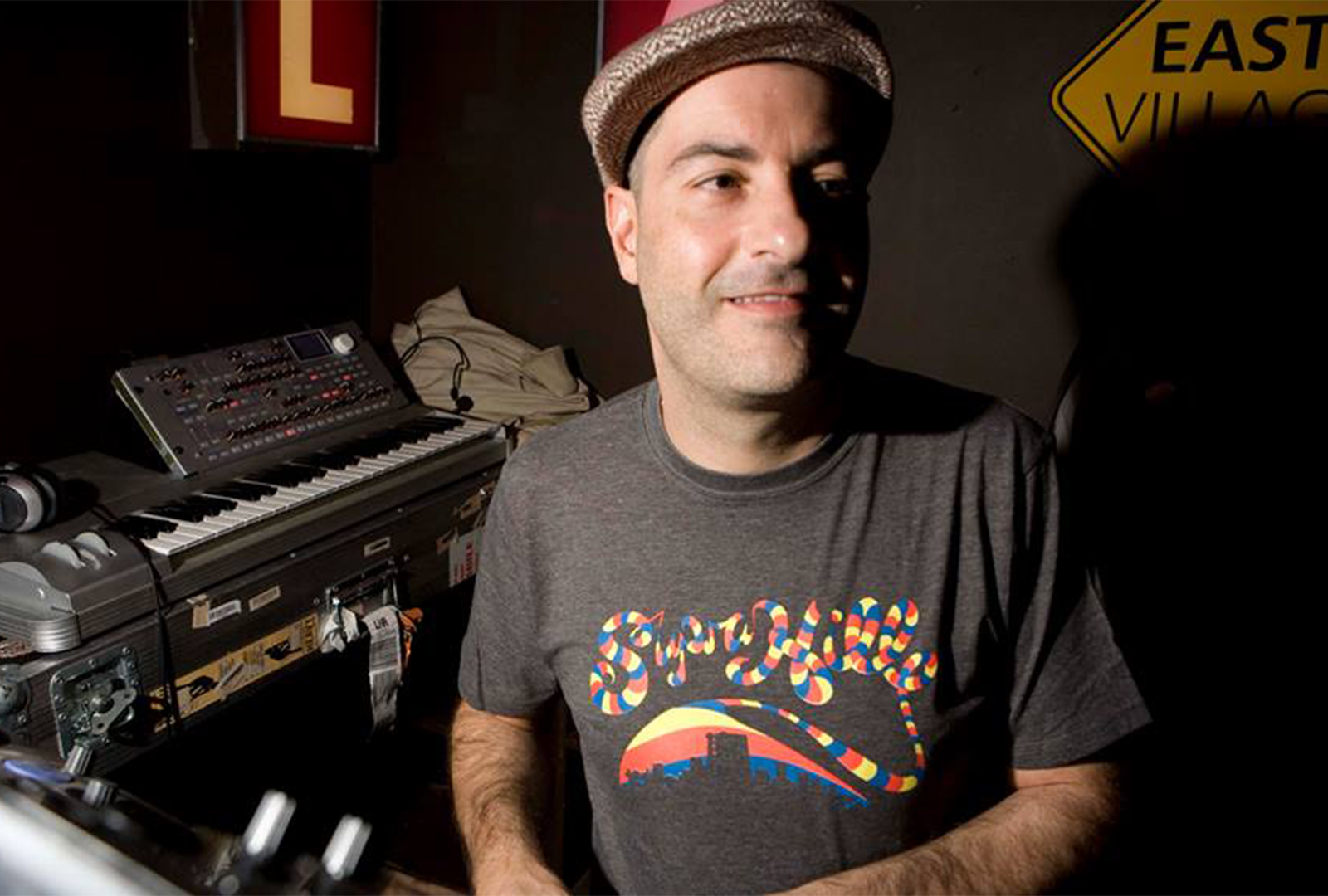 Producer and DJ Phil Asher has died, aged 50