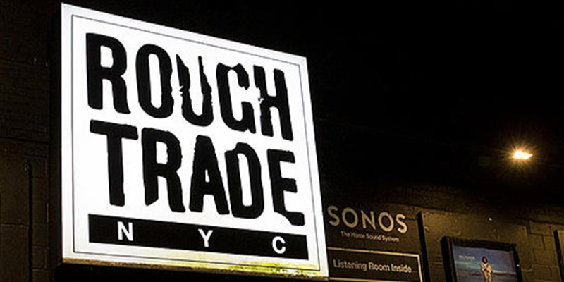 Rough Trade is closing its NYC record shop and venue