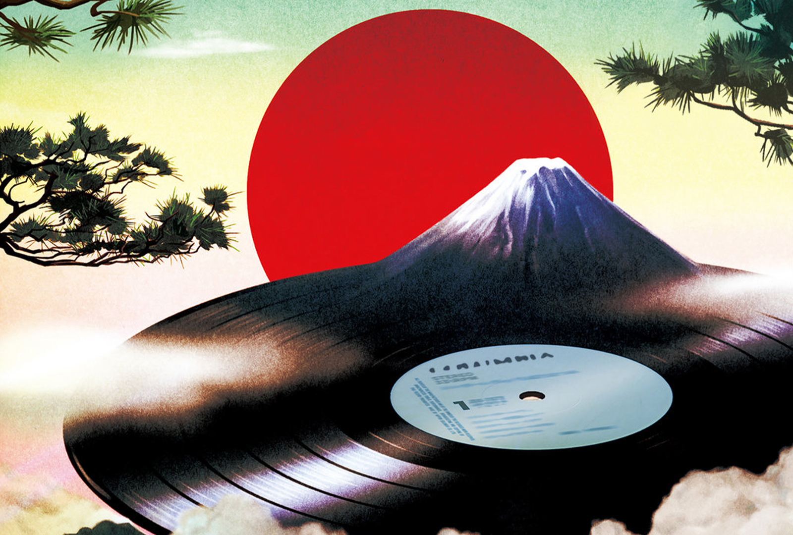Seventies Japanese funk, disco, and electronica collected on new WAMONO comp