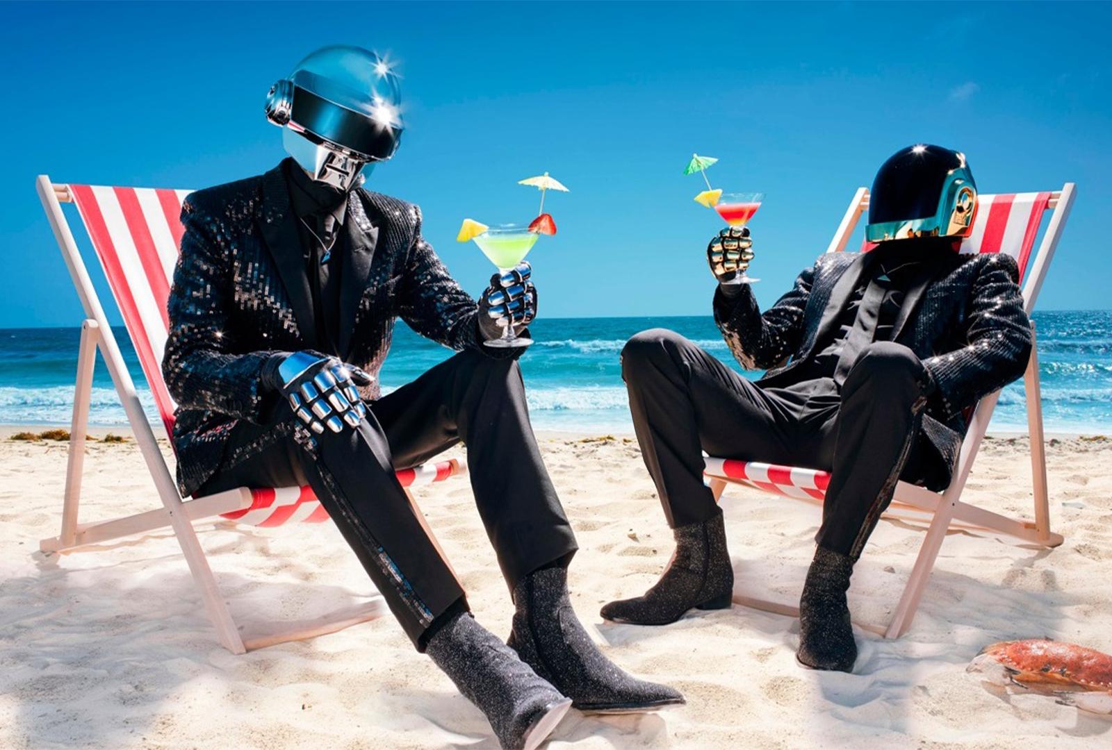 Daft Punk's Homework and Alive 1997 get vinyl reissue  image