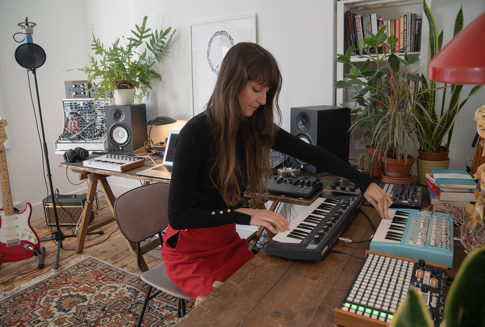 """Penelope Trappes creates an """"ambient gothic dreamland"""" on new Houndstooth album"""