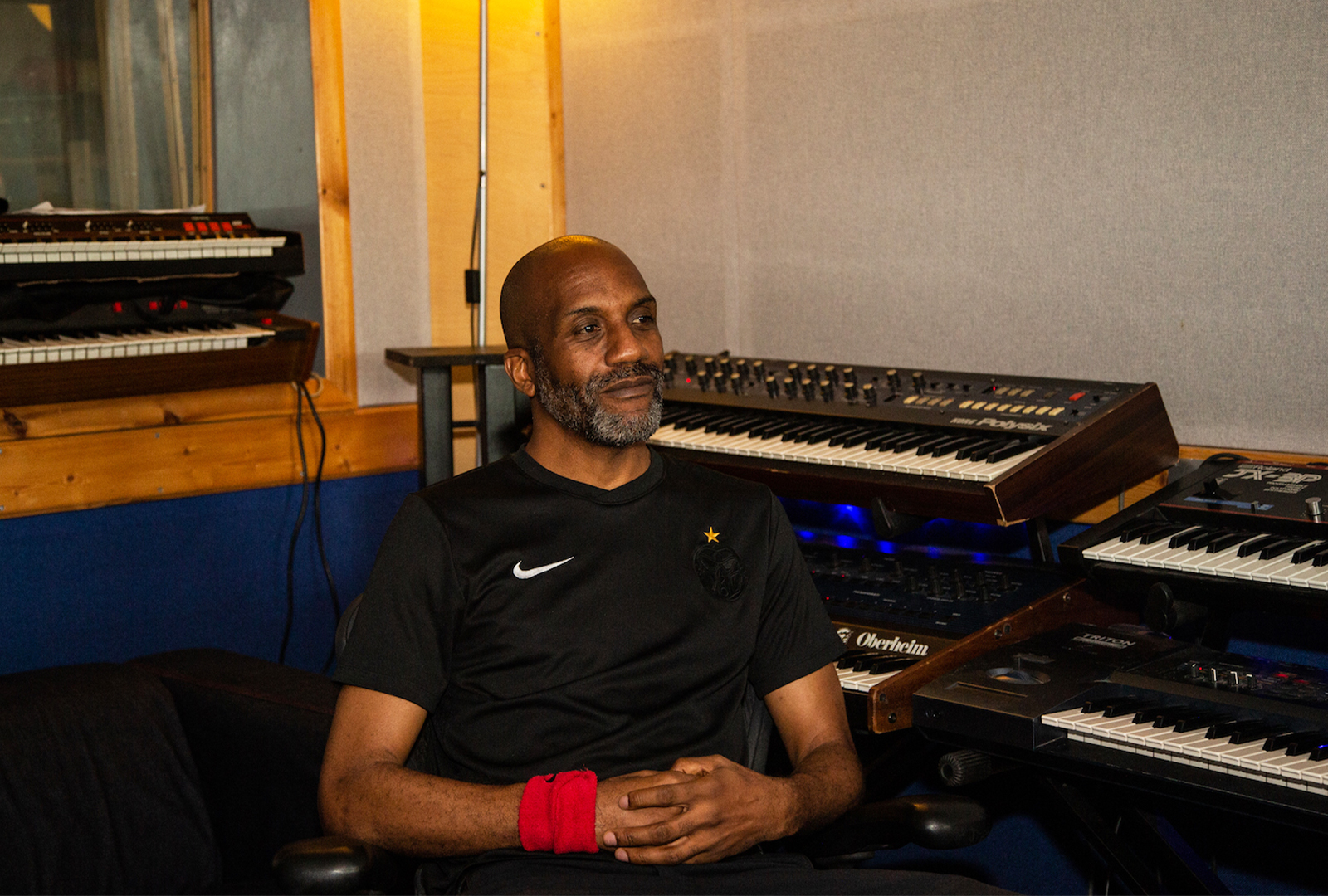 Dego fuses techno, boogie and jazz on new LP, The Negative Positive
