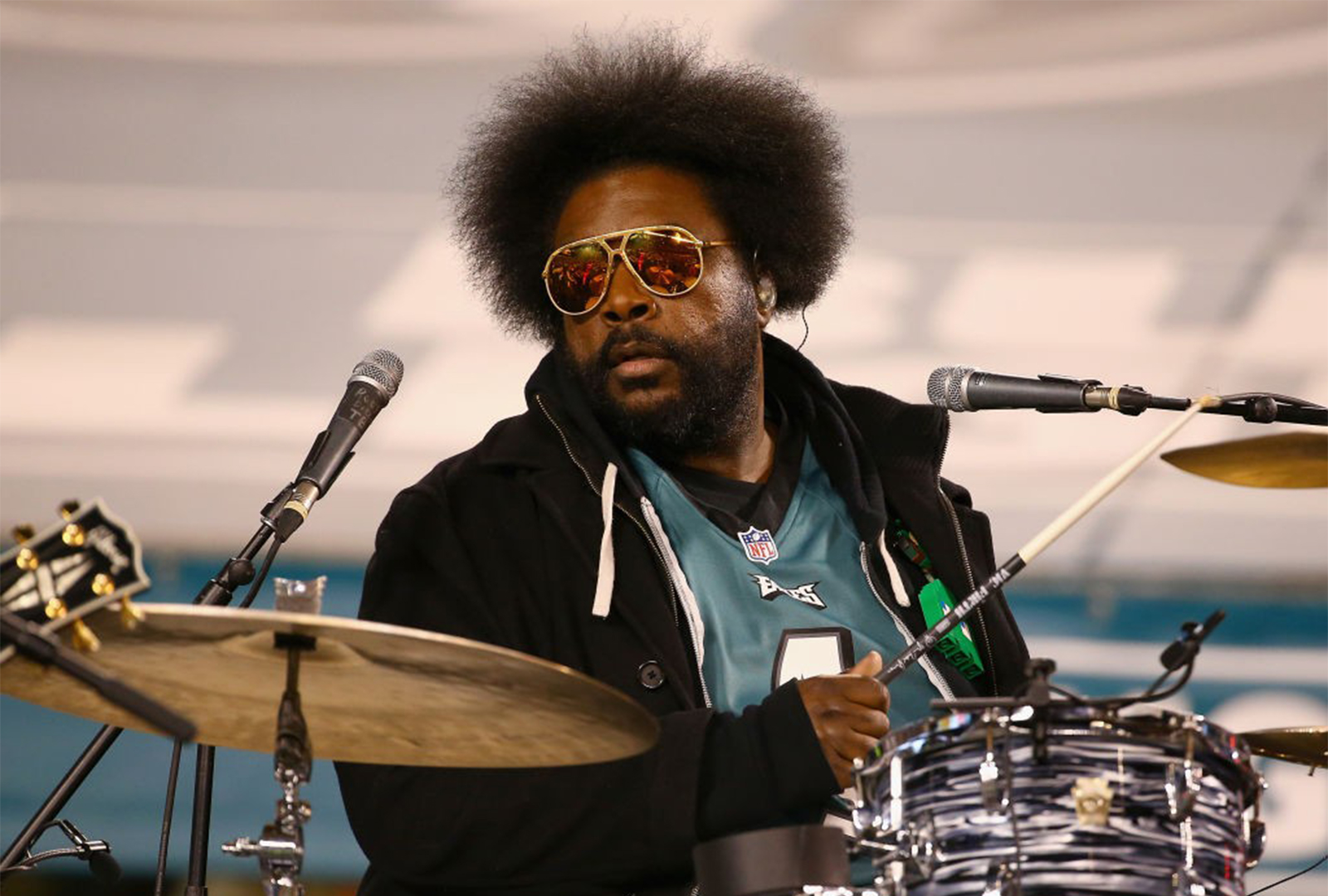 Questlove uses music to uncover American history in new book