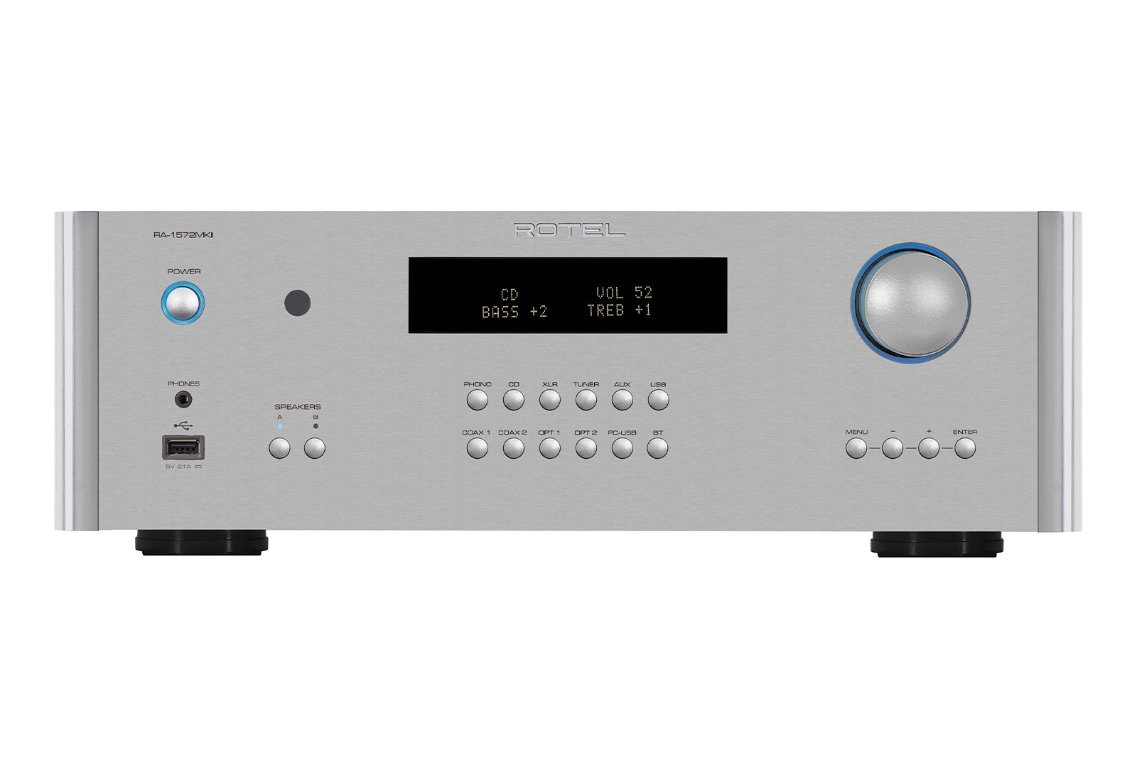 Rotel unveils upgraded amplifiers in its 14 and 15 series