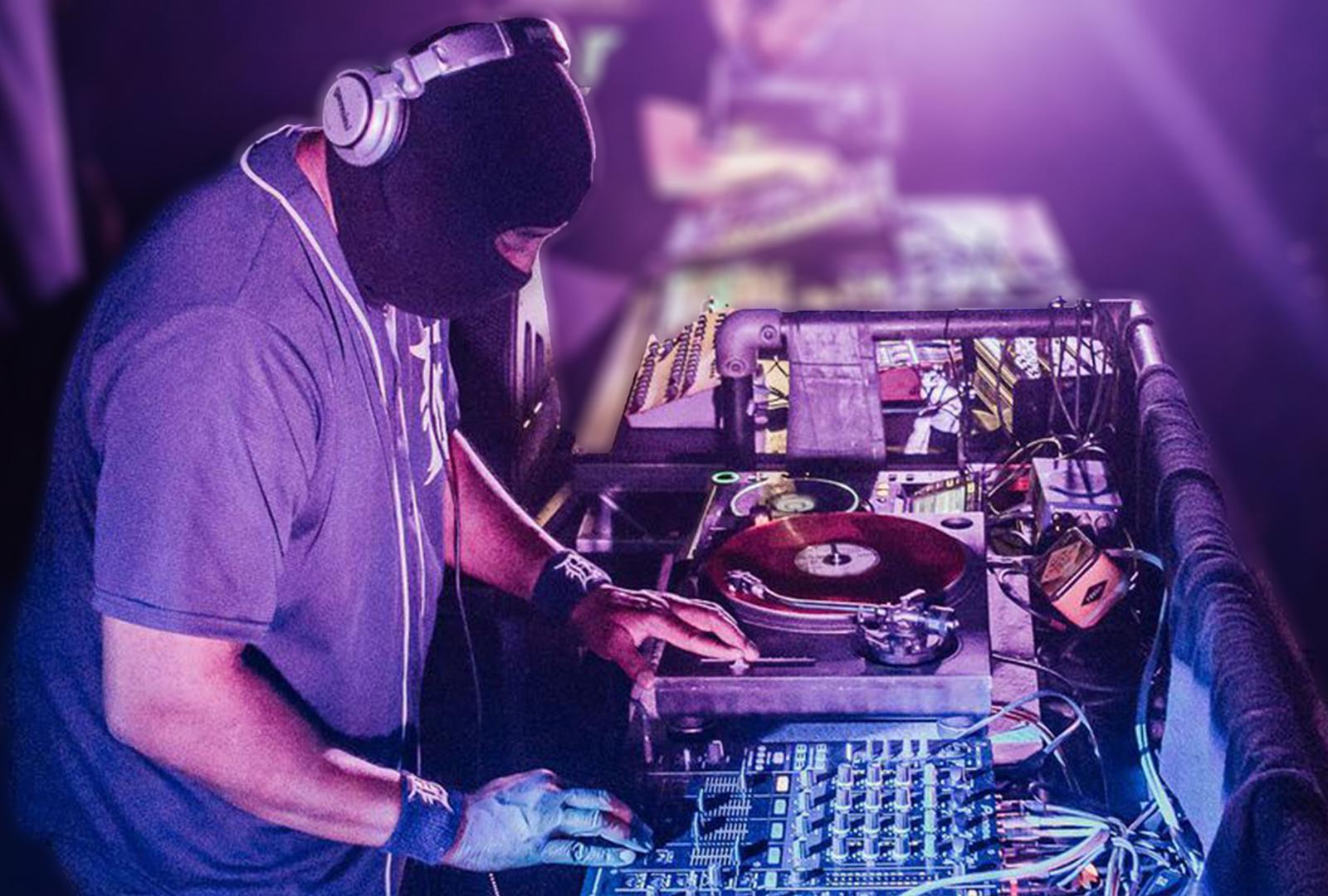 DJ Stingray 313 re-launches his Micron Audio label