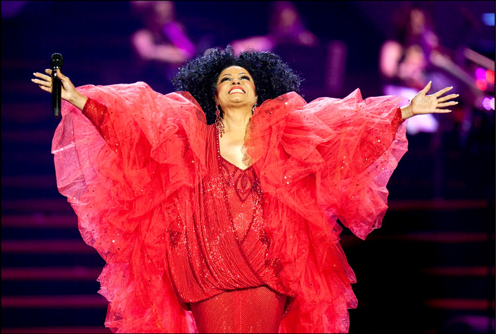 Diana Ross releasing new album, Thank You