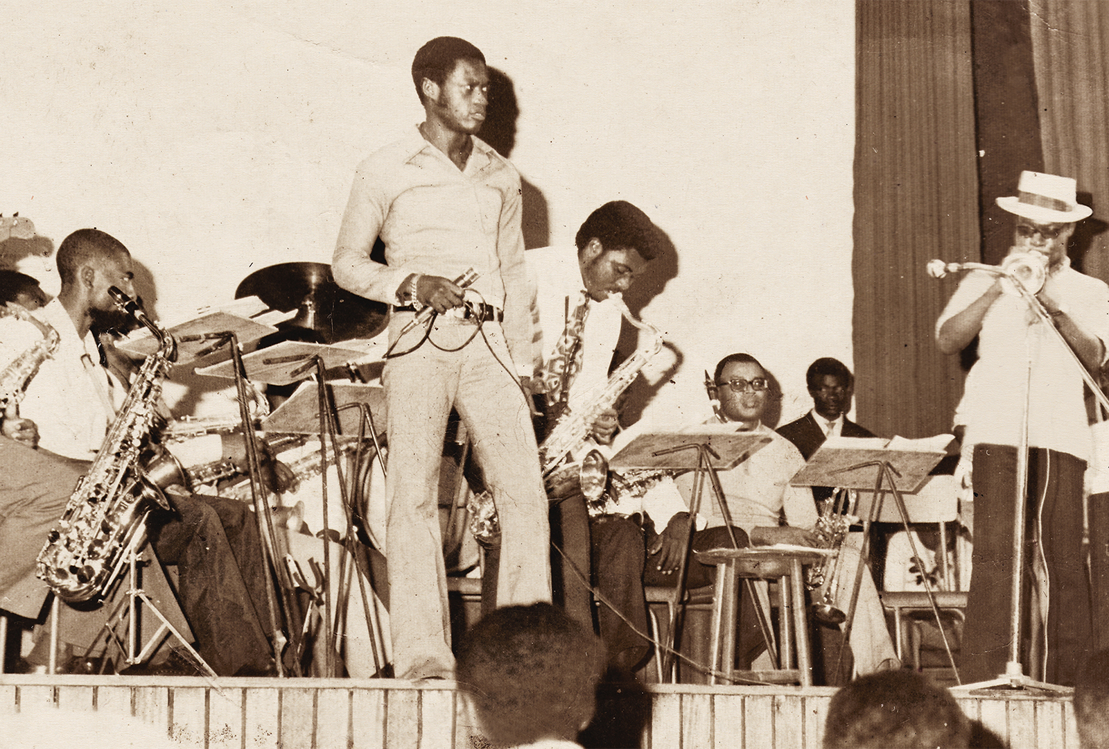 Seventies Cameroonian Afrofunk collected on new Analog Africa compilation