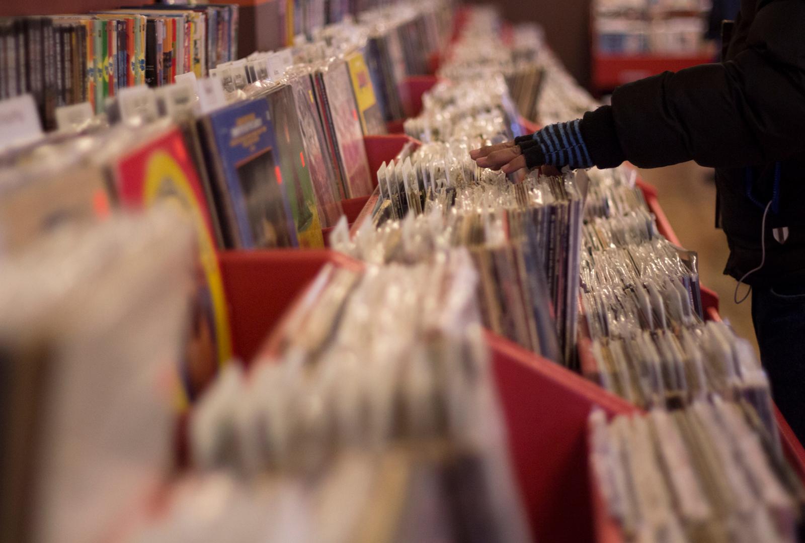 US vinyl sales increase by 108% in 2021
