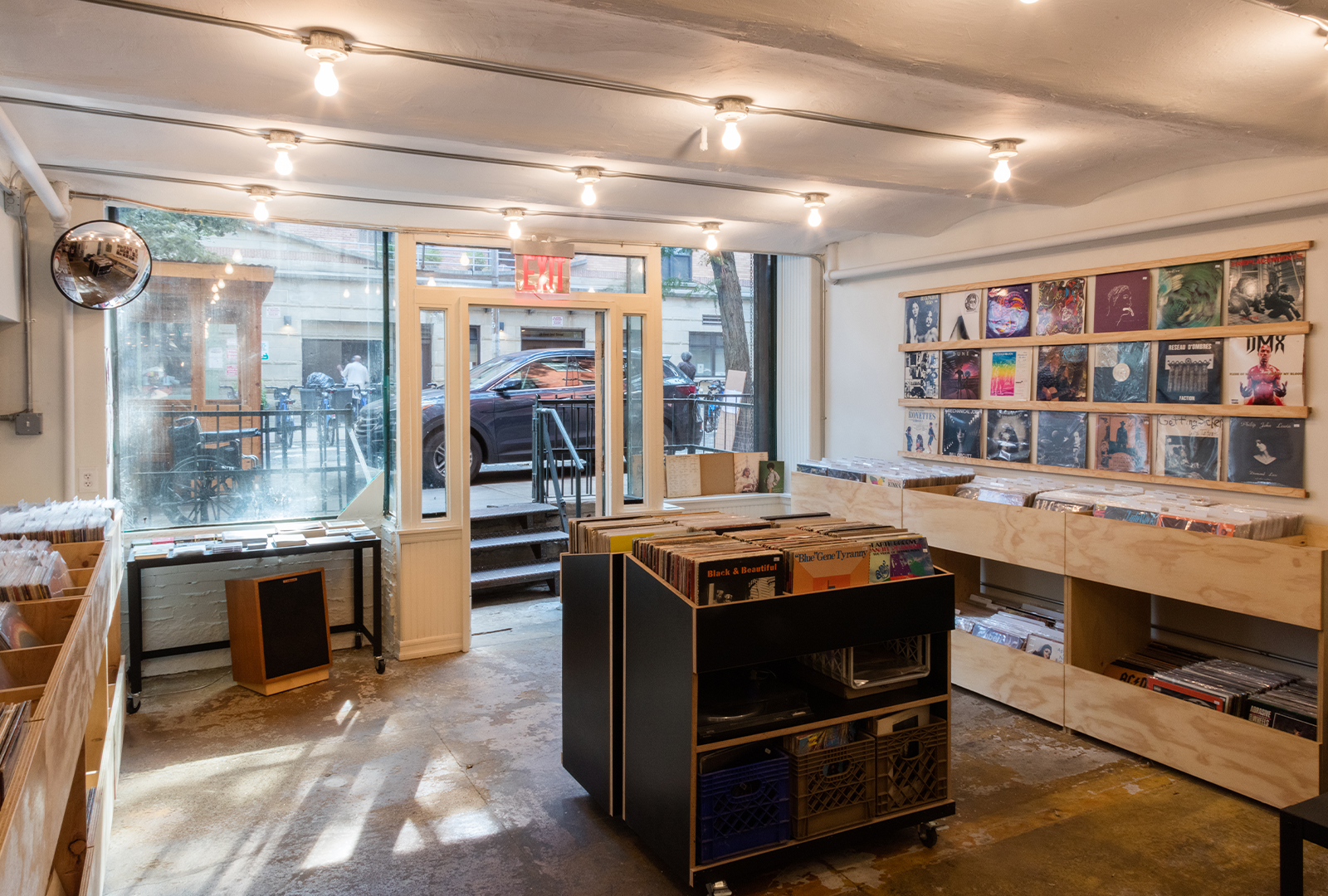 A new record store has opened in New York City