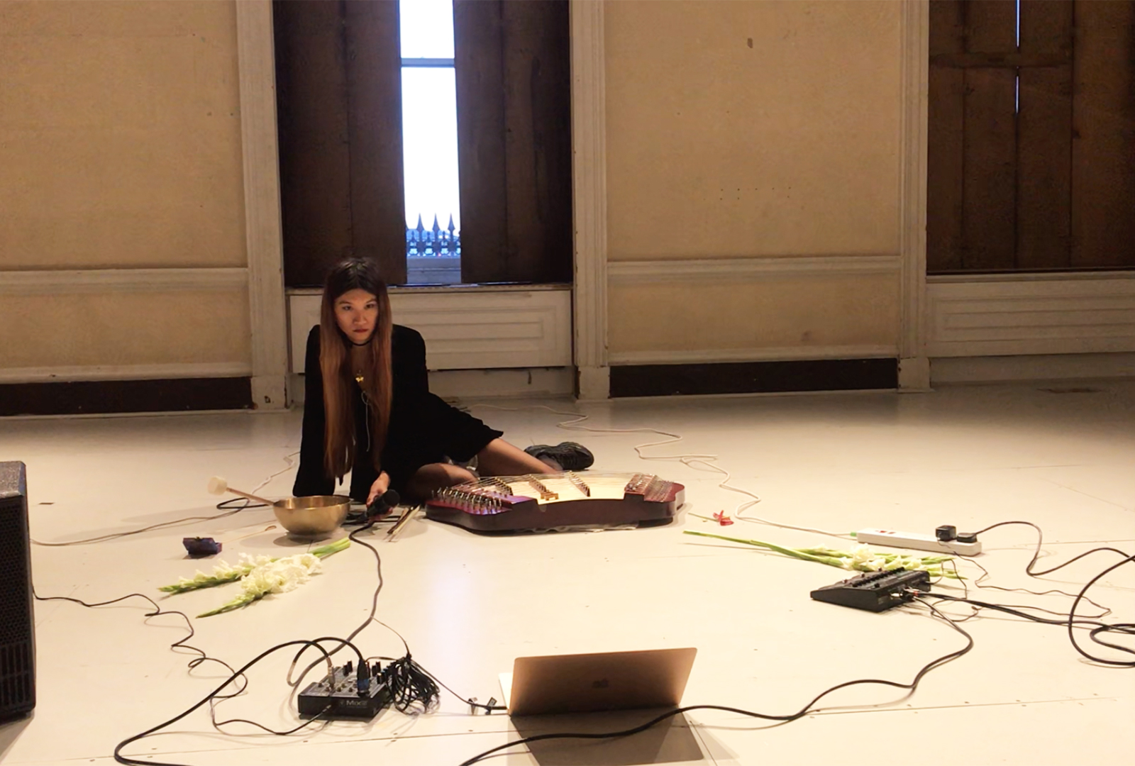 Field recordings meet synths on Flora Yin-Wong's The Sacrifice